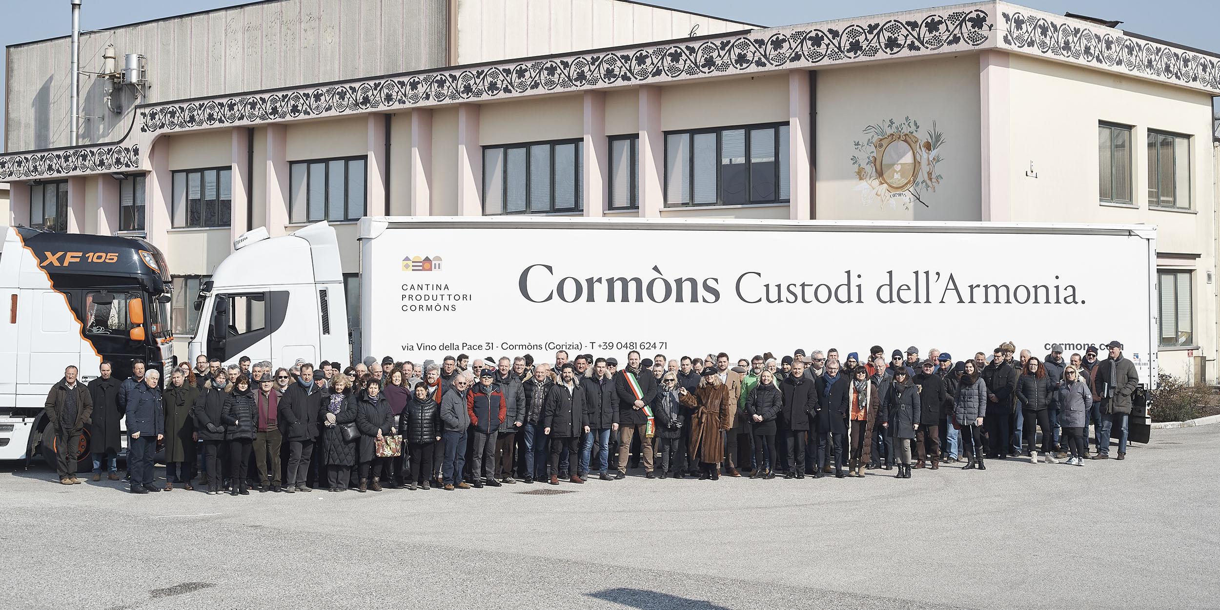 Autoarticolati Cormòns
